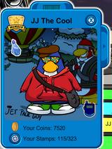 JJ the cool's Penguin