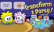 Puffle Party 2020 Login Screen 3
