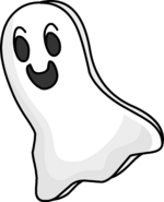 Wall Ghost sprite 003