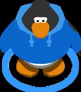 Blue Hoodie IG