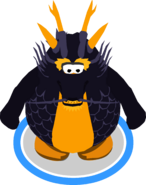 Onyx Dragon Outfit IG