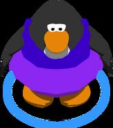 Purple Star Swim Suit IG