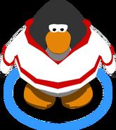Red Away Hockey Jersey IG