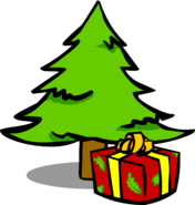 Small Christmas Tree sprite 002