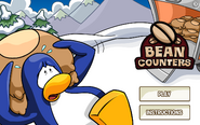 Bean Counters Title Screen