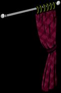 Burgundy Curtains sprite 003