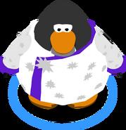 Purple Blizzard Wizard Robe IG