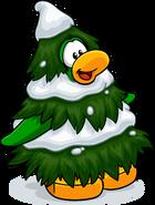 Tree Costume Penguin Style February 2017