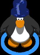 Dazzling Blue Top Hat IG