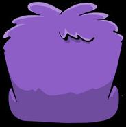 Fuzzy Purple Couch sprite 008