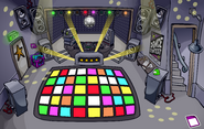 Night Club rave no color