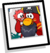 Rockhopper's Tropical Background Icon