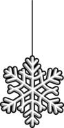 Snowflake sprite 001