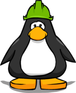 Green Hard Hat PC
