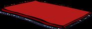 Red Gym Mat sprite 002
