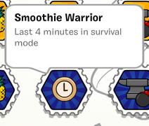 Smoothie Warrior SB
