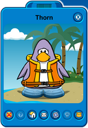 Thorn Player Card - Late March 2019 - Club Penguin Rewritten (2)