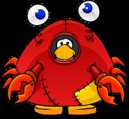 Crab Costume PC