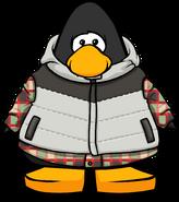 Evergreen Snow Vest PC