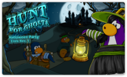 Halloween Party 2018 Hunt Login
