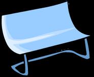 Blue Bench sprite 006