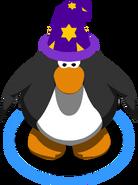 Purple Wizard Hat IG