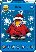 Thorn Player Card - Mid November 2018 - Club Penguin Rewritten (2)