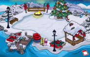 Christmas Party 2018 Dock
