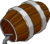 Cream Soda Barrel