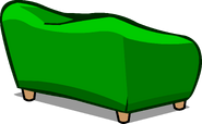 Green Couch sprite 006
