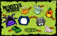 Monster Maker Catalog