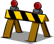 Construction Barrier sprite 003