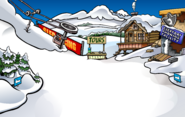 EPF Rebuild pre-construction Ski Village