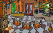 Halloween Party 2019 Pizza Parlor