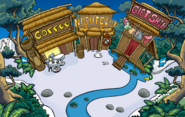 Island Adventure Party 2018 Town