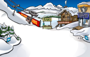 Preblackout village