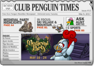 Club Penguin Times Issue 10