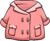 Pink Duffle Coat