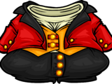Ring Master Outfit