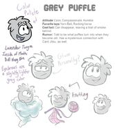 Grey Puffle Concept 1
