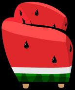 Watermelon Sofa sprite 007