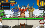 Battle of Doom EPF Rooftop battle