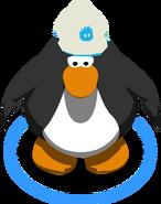 Blue Puffle Hat IG