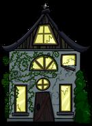 Creepy Cottage Cut-Out sprite 001