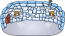 Deluxe Blue Igloo