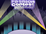 Fashion Contest Winner Background