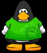 Green Skater Shirt PC