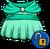 Seafoam Dress Unlockable