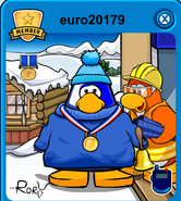 Euro Penguin Games