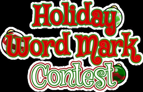 Wiki wordmark contest christmas 2019